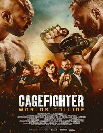 Cagefighter 2020 English 1080p WEB-DL 1.6GB ESubs