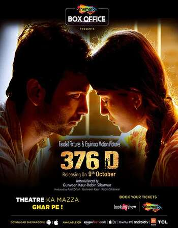 376 D (2020) Hindi 720p WEB-DL x264 950MB Full Movie Download