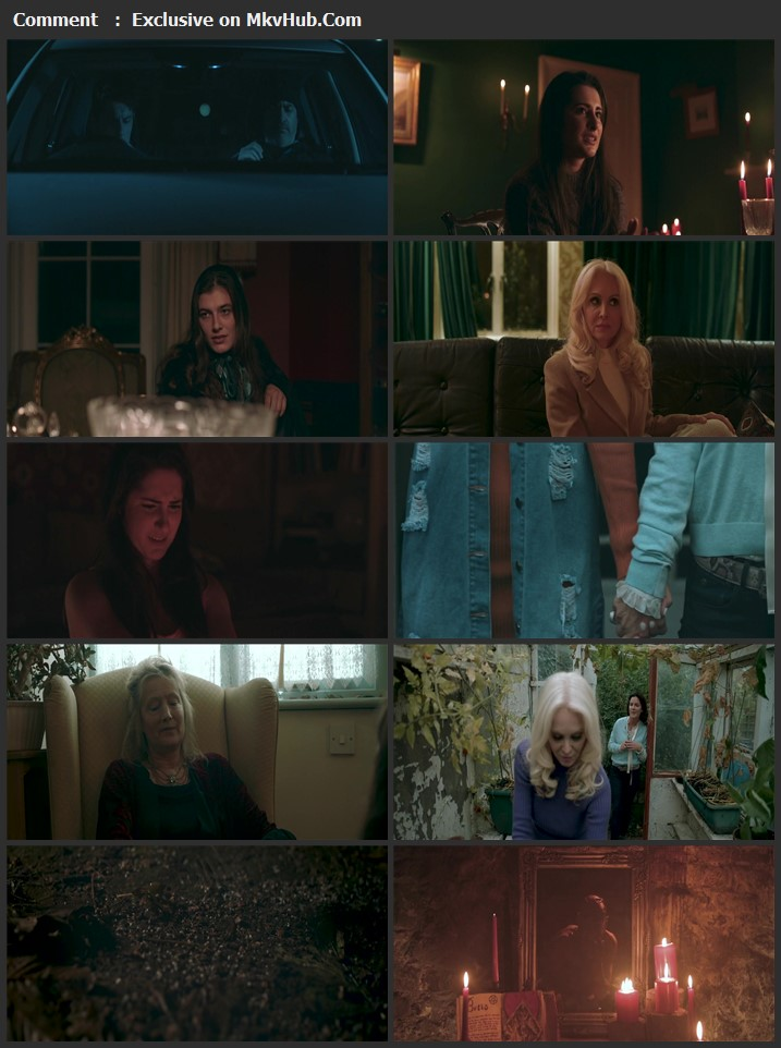 Witches of Amityville Academy 2020 English 720p WEB-DL 800MB Download
