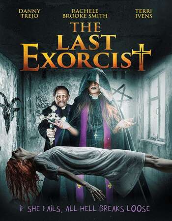 The Last Exorcist 2020 English 720p WEB-DL 700MB Download