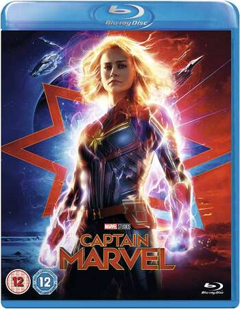 Captain Marvel (2019) Dual Audio Hindi 480p BluRay x264 400MB ESubs Full Movie Download