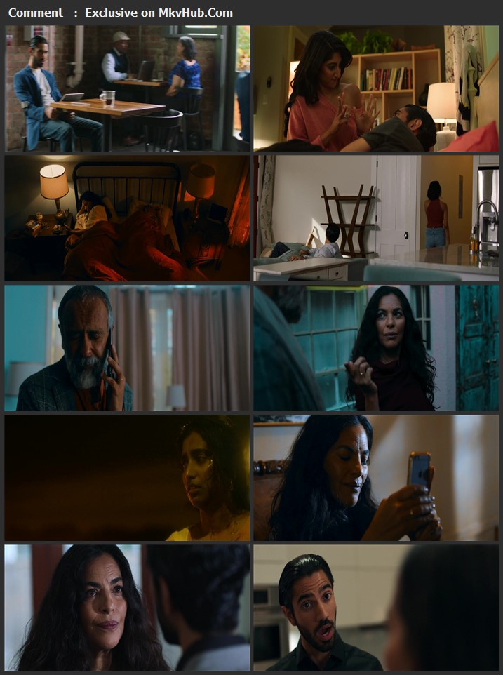 Evil Eye 2020 English 720p WEB-DL 800MB Download