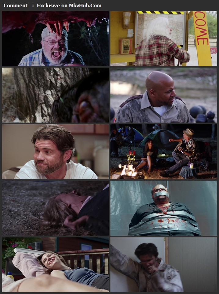 Big Freaking Rat 2020 English 720p WEB-DL 700MB Download