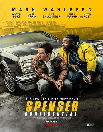 Spenser Confidential 2020 Dual Audio [Hindi-English] 720p WEB-DL 950MB Download