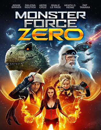 Monster Force Zero 2020 English 720p WEB-DL 750MB Download