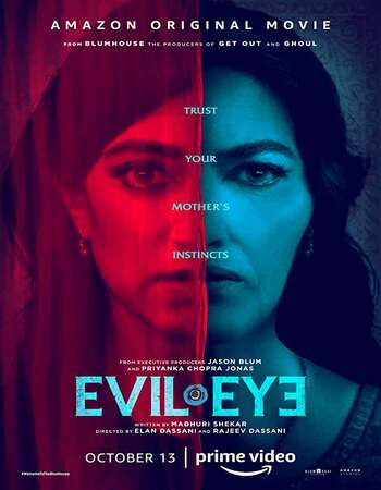 Evil Eye (2020) Dual Audio Hindi 720p WEB-DL x264 800MB Full Movie Download