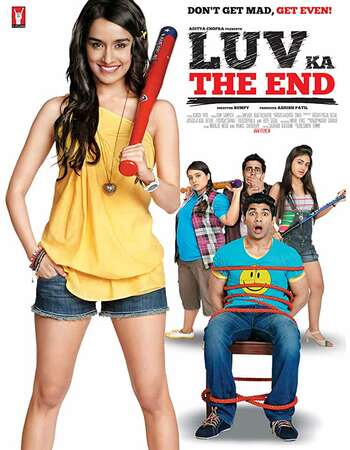 Luv Ka the End (2011) Hindi 480p WEB-DL x264 300MB Full Movie Download