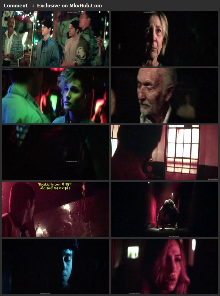 The Call 2020 English 480p HDCAM 850MB Download