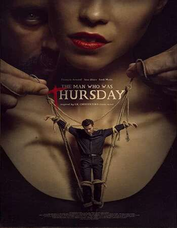 The Man Who Was Thursday (2016) Dual Audio Hindi 480p WEB-DL 300MB Full Movie Download