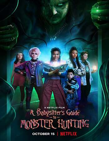 A Babysitter's Guide to Monster Hunting 2020 Dual Audio [Hindi-English] 720p WEB-DL 950MB Download