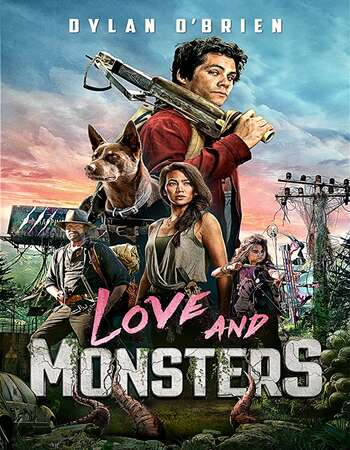 Love and Monsters 2020 English 720p WEB-DL 950MB ESubs
