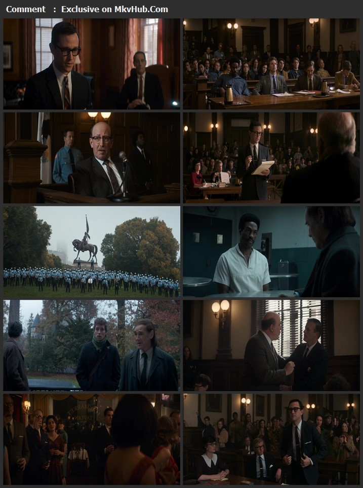 The Trial of the Chicago 7 2020 English 720p WEB-DL 1.1GB Download