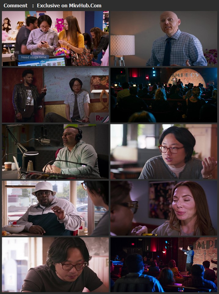 The Opening Act 2020 English 720p WEB-DL 800MB Download