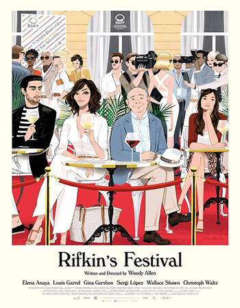 Rifkin's Festival 2020 English 720p HDCAM 800MB Download