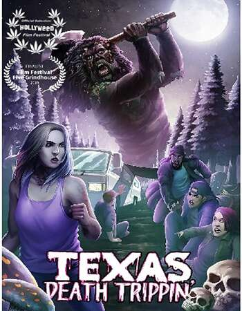 Texas Death Trippin 2020 English 720p WEB-DL 700MB ESubs