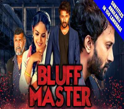 Bluff Master (2020) Hindi Dubbed 480p HDRip x264 400MB Full Movie Download