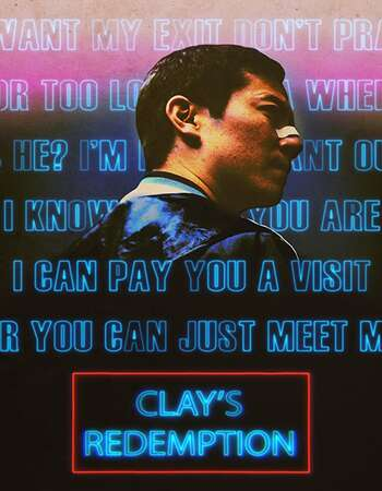Clay's Redemption 2020 English 720p WEB-DL 700MB Download