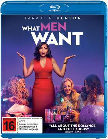 What Men Want (2019) Dual Audio Hindi 480p BluRay x264 400MB ESubs Full Movie Download