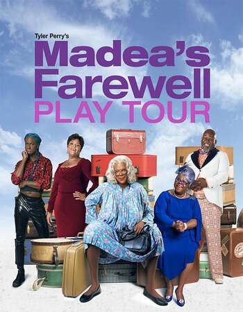Tyler Perry's Madea's Farewell Play 2020 English 720p WEB-DL 1.1GB Download
