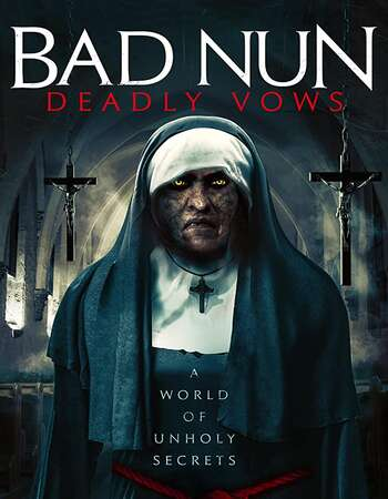 Bad Nun Deadly Vows 2020 English 720p WEB-DL 800MB Download