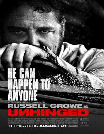 Unhinged 2020 English 720p WEB-DL 750MB ESubs