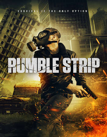 Rumble Strip 2020 English 720p WEB-DL 700MB ESubs
