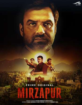 Mirzapur S02 Hindi COMPLETE 720p WEB-DL 3.3GB ESubs