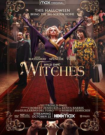 Roald Dahls The Witches 2020 English 720p WEB-DL 900MB ESubs