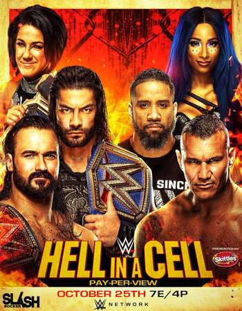 WWE Hell In A Cell 2020 PPV 720p 480p WEBRip Full Show Download