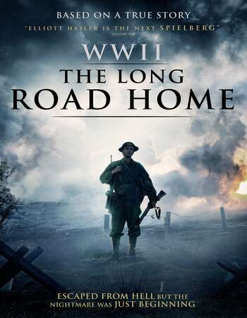 WWII The Long Road Home 2019 English 720p WEB-DL 650MB Download