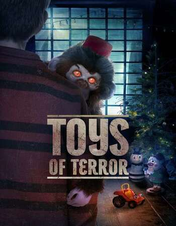 Toys of Terror 2020 English 720p WEB-DL 800MB ESubs