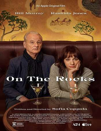 On the Rocks (2020) English 720p WEB-DL x264 850MB Full Movie Download