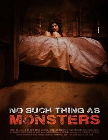 No Such Thing As Monsters 2020 English 720p WEB-DL 800MB ESubs