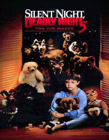 Silent Night, Deadly Night 5 (1991) Dual Audio Hindi 480p WEB-DL 300MB Full Movie Download