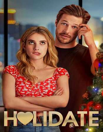 Holidate 2020 English 720p WEB-DL 900MB MSubs