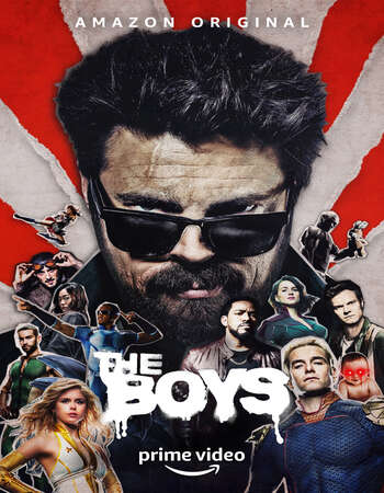 The Boys S02 Dual Audio Hindi 720p 480p WEB-DL x264 3.1GB Full Movie Download
