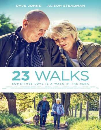 23 Walks 2020 English 720p WEB-DL 900MB ESubs