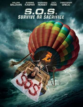 S.O.S. Survive or Sacrifice 2020 English 720p WEB-DL 750MB ESubs