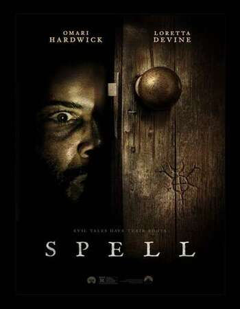 Spell 2020 English 720p WEB-DL 800MB ESubs