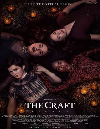 The Craft (2020) English 720p WEB-DL x264 800MB Full Movie Download
