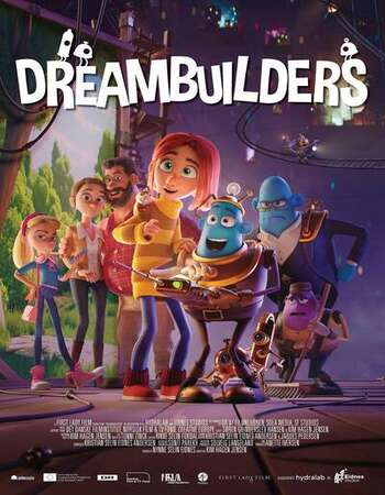 Dreambuilders 2020 English 720p BluRay 700MB Download