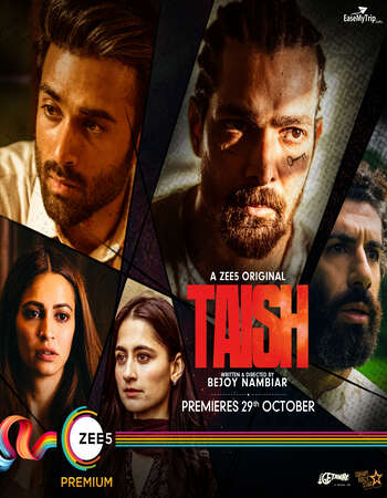 Taish (2020) S01 Complete Hindi 720p WEB-DL x264 1GB ESubs Download