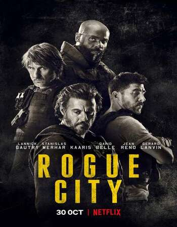 Rogue City 2020 French 720p WEB-DL 1GB Download
