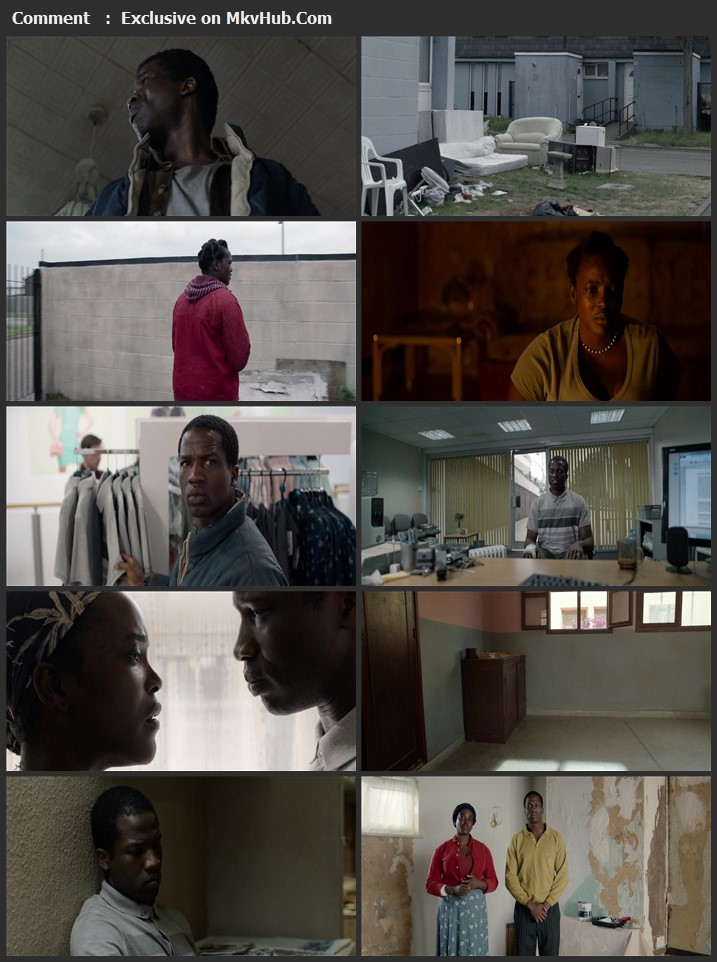 His House 2020 English 720p WEB-DL 800MB Download