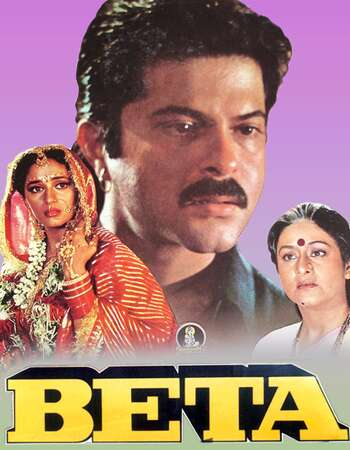 Beta (1992) Hindi 480p WEB-DL x264 450MB ESubs Full Movie Download