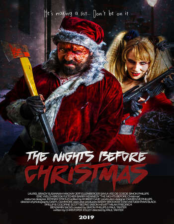 The Nights Before Christmas 2020 English 720p WEB-DL 900MB Download