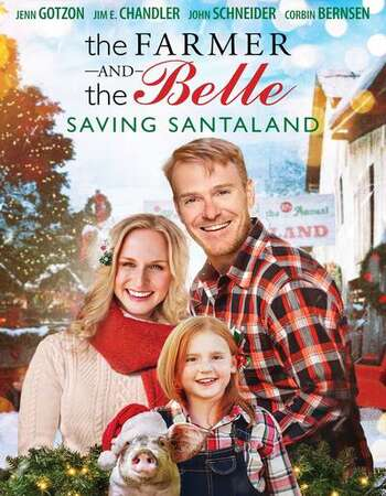 The Farmer and the Belle Saving Santaland 2020 English 720p WEB-DL 800MB Download