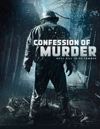 Confession of Murder 2012 Dual Audio [Hindi-Korean] 720p BluRay 1GB ESubs