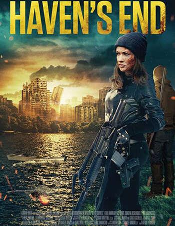 Haven's End 2020 English 720p WEB-DL 800MB Download