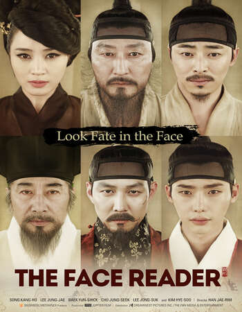 The Face Reader 2013 Dual Audio [Hindi-Korean] 720p BluRay 1.2GB ESubs